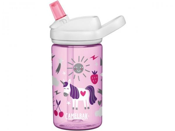 Trinkflasche Camelbak eddy KIDS unicorn party